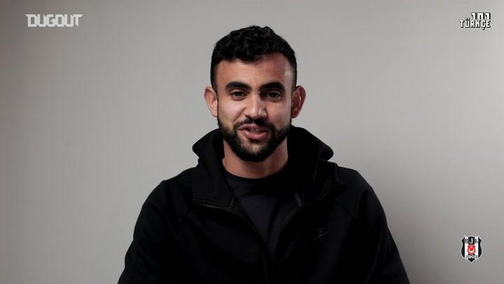 Rachid Ghezzal, Türkçe Kelimeleri Öğreniyor