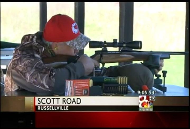 Rifle Sighting Event Prepares Hunters for Deer Season