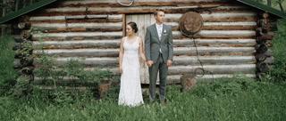 Blaine + Emily | Bozeman, Montana | The Woodlands at Cottonwood Canyon