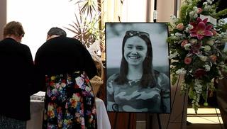 Paula Davis memorial mass held at Las Vegas church – VIDEO