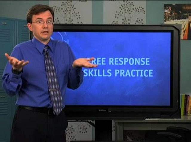 Free Response Skills Practice