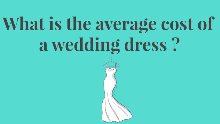 Wedding Dress Cost What S The Average Wedding Dress Cost In Australia