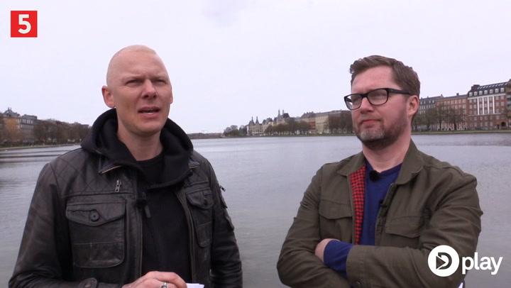 Sjov quiz: Hvor meget ved Lasse Rimmer og Jim Lyngvild om hinanden?