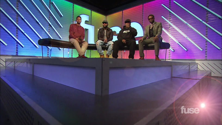 "DJ Premier, Royce da 5'9"" & Adrian Younge Talk 'PRhyme'"