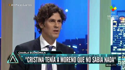 Lousteau: Cada vez que tenemos una crisis aumenta la desigualdad en Argentina