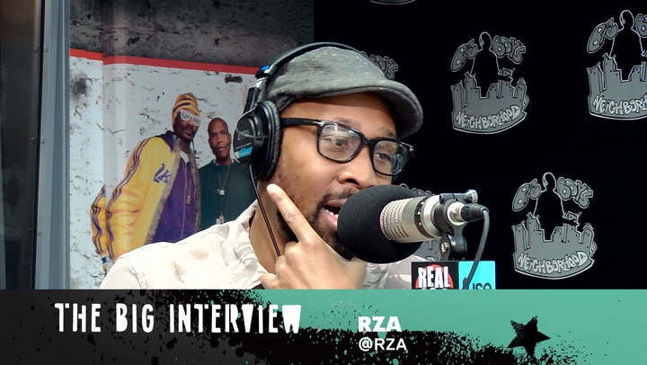 RZA Shares A Message to Today's Rappers