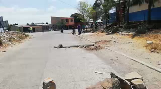 Niño de seis años muere atropellado frente a su escuela en la capital