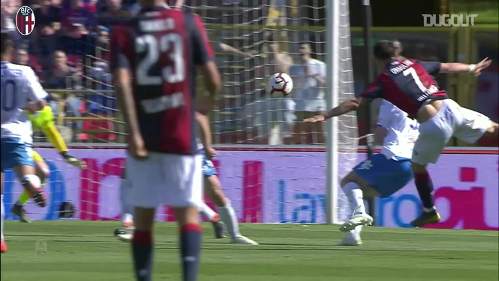 Incredible Goals: Riccardo Orsolini Vs Empoli