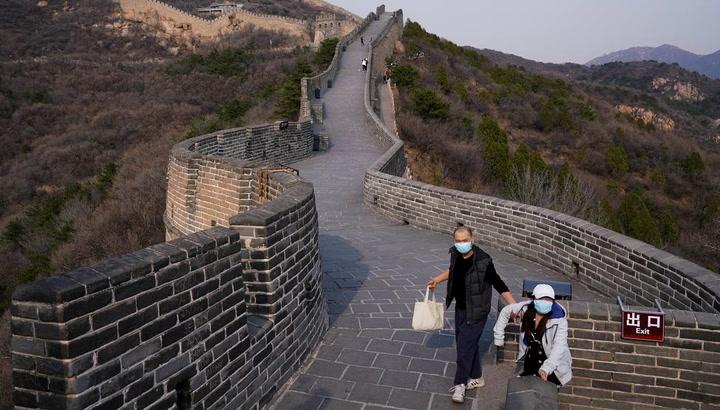 La Gran Muralla China vuelve a abrir dos meses después