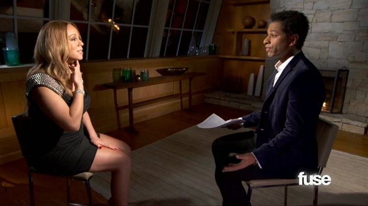 Shows: On The Record: Mariah Carey and Nick Cannon Are Still Going Strong - On the Record With Fuse Bonus Feature