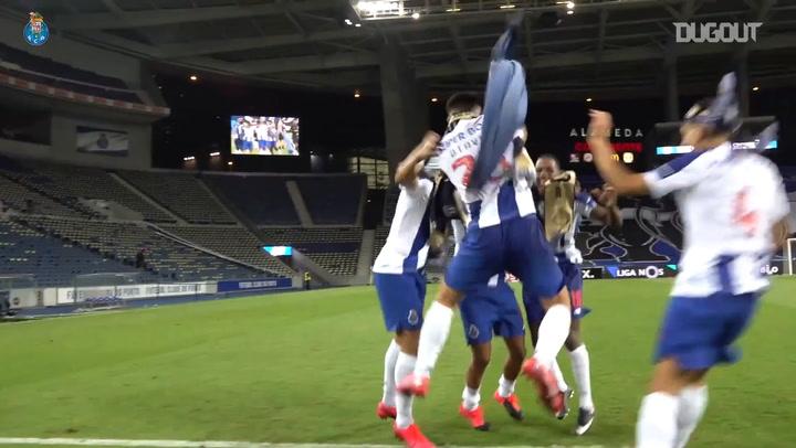 FC Porto crowned 2019/20 Portuguese champions