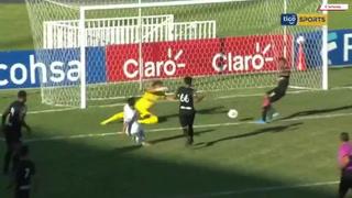 Michael Chirinos anotó el 1-0 para Olimpia sobre el Honduras Progreso