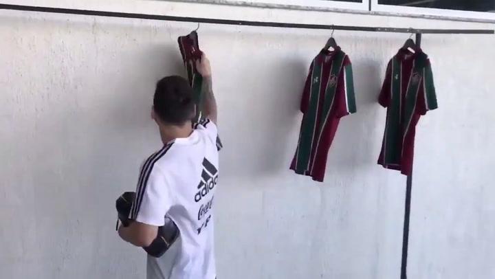 El Fluminense 'ficha' a Messi