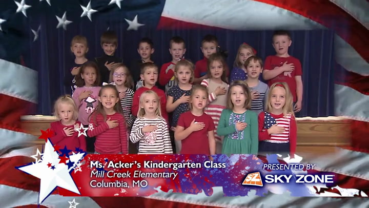Mill Creek Elementary - Mrs. Acker - Kindergarten