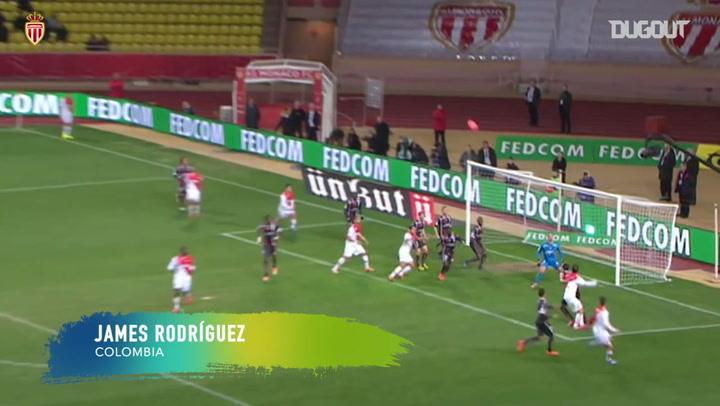 Copa América Legends: James Rodríguez