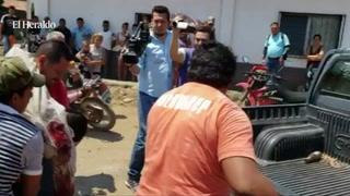 Individuo que se conducía en motocicleta le dispara a quema ropa a un Joven en Choluteca