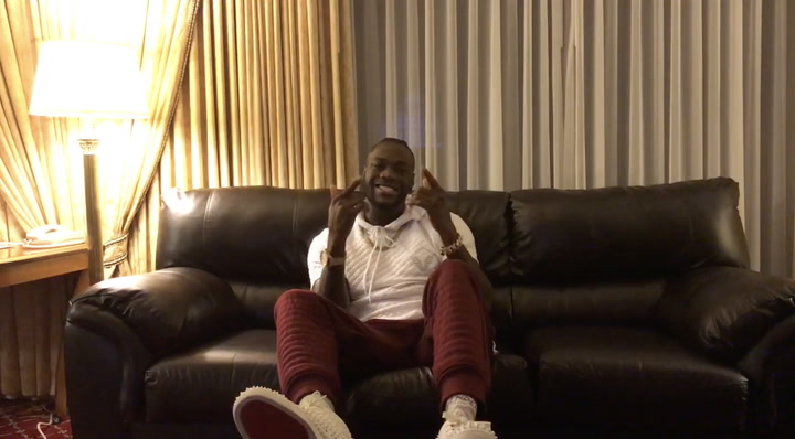 Deontay Wilder Is Ready For The Weekend