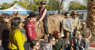 NFR World Champions Give Back to Grant a Gift Autism Foundation – Video
