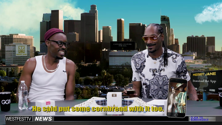 """Wood Harris and Snoop Dogg's Spiritual Advisor Makes a Divinely Timed Call to """"GGN"""""""