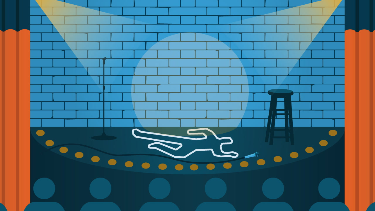 The Strange Death of Comedy