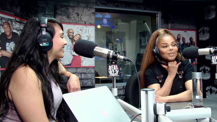 Janet Jackson Talks 'No Sleep' Collaboration