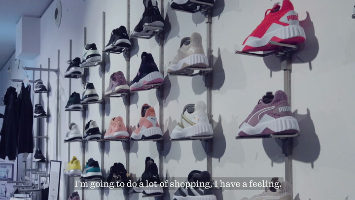 Puma's Business Is Booming—But Everybody's Talking About