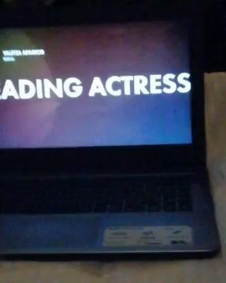 Así reaccionó Yalitza Aparicio, actriz de Roma, al enterarse de su nominación al Oscar