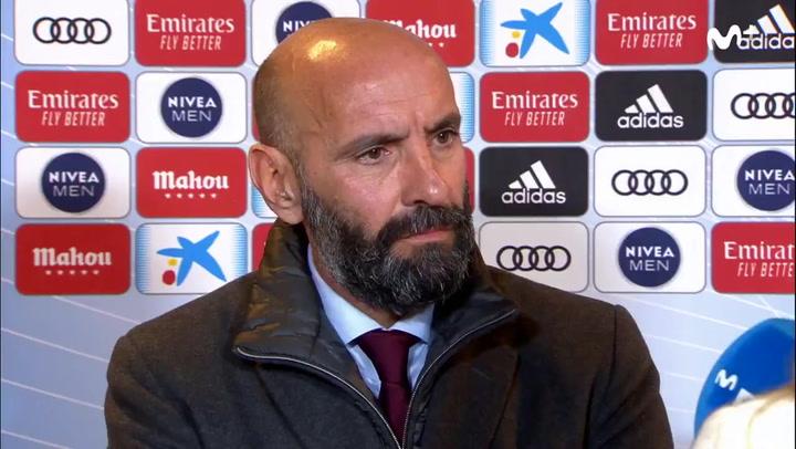 """Monchi: """"Si anulan el segundo gol igual bajo al campo y saco al equipo"""""""