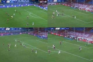 ¡Golazo! Cristiano Ronaldo y su riflazo de larga distancia en el Genoa-Juventus