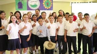 Choluteca inicia ruta ambiental con Escuelas Amigables con el Ambiente