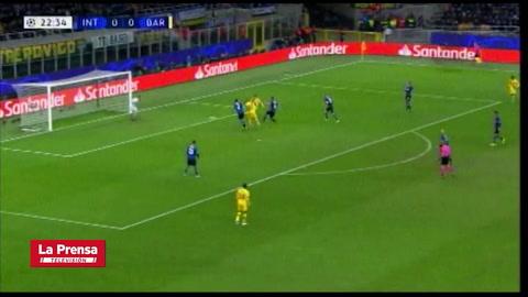 Barcelona 1-1 Inter (Champions League)