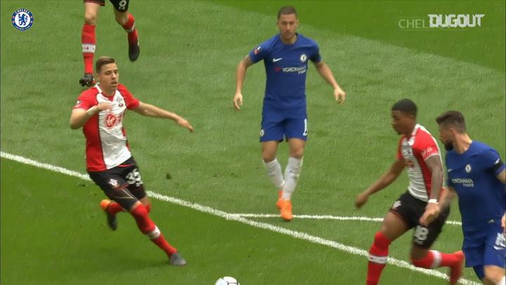 Los mejores momentos de Olivier Giroud con el Chelsea