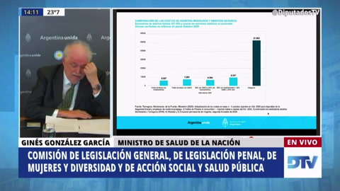 Una Argentina polarizada reabre el debate sobre el aborto en el Parlamento
