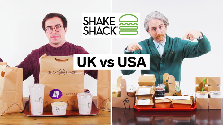 Here are all the differences between Shake Shack in the US and the UK