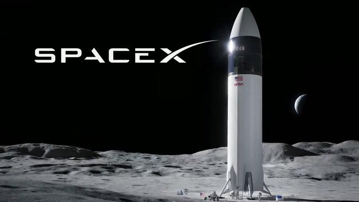 La NASA elige a SpaceX para enviar astronautas a la Luna