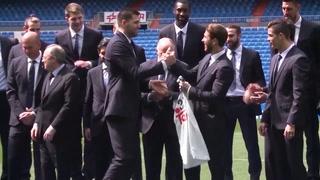Sergio Ramos fue multado por una actividad ilegal