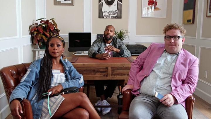 Episode 1 Screener: WTF Baron Davis
