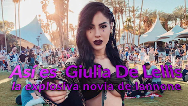 Así es Giulia De Lellis, la explosiva novia de Andrea Iannone