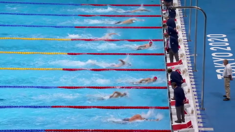 Natación en Juegos Olímpicos