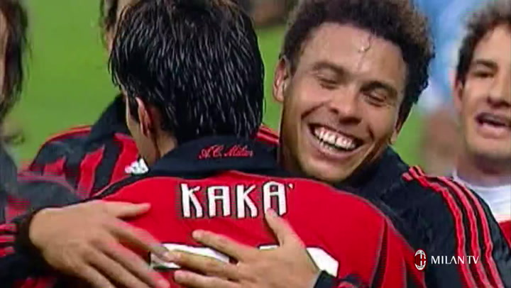 AC Milan vs Napoli: Top Five Goals