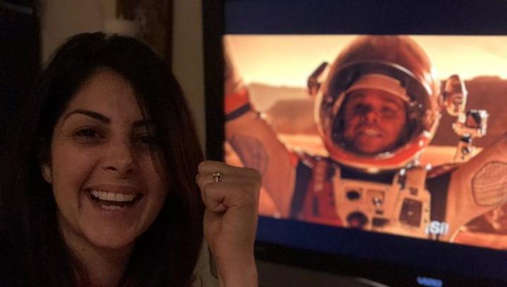 La increíble historia de Diana Trujillo, la directora del aterrizaje del  Perseverance en Marte