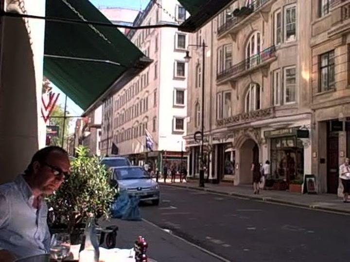 JS Vlog 5.16.08: Smoking in London