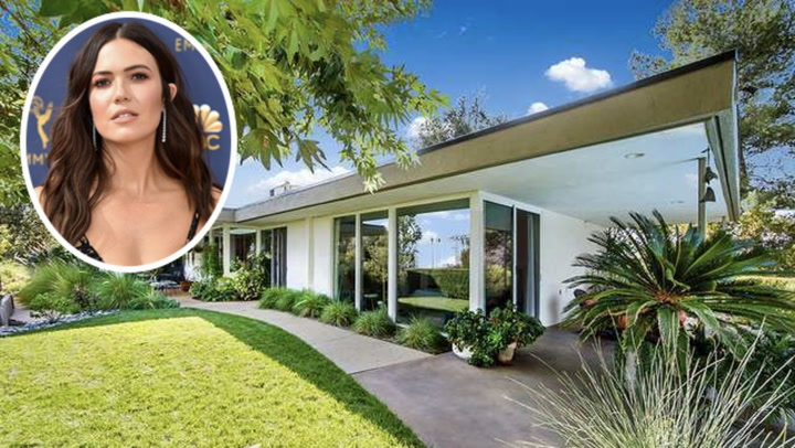 Mandy Moore Makes a Fresh Start in Her Newly Renovated Fixer-Upper