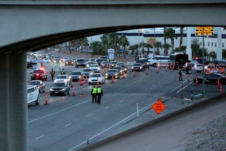 Heavier traffic expected from EDC festival attendees