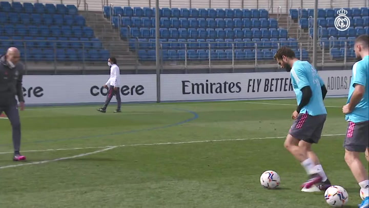 El Real Madrid comienza a preparar la visita a Cádiz