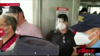 Yani Rosenthal regresó a Honduras luego de cumplir condena en Estados Unidos