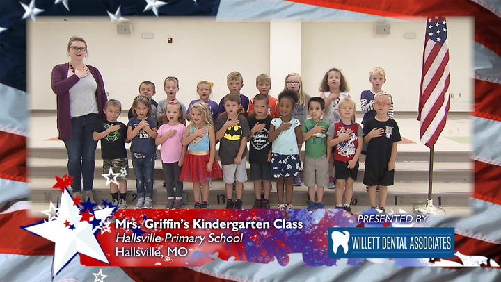 Hallsville Primary School - Mrs. Griffin's Kindergarten Class