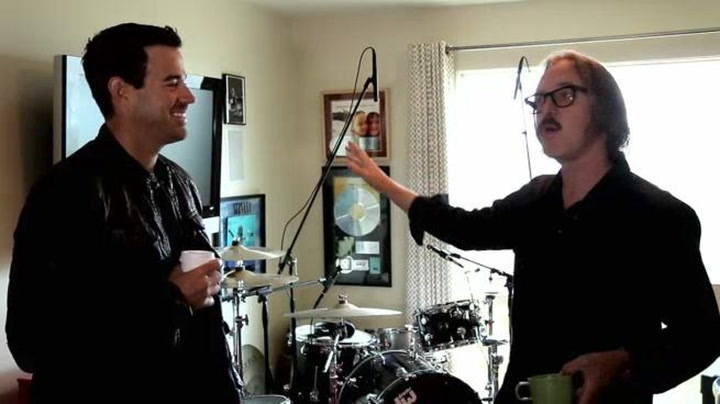 Shows: Carson Daly:  Producer Butch Vig's First Meeting With Nirvana