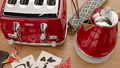 Thumbail image of DeLonghi Icona Capitals Collection - Tokyo Red video