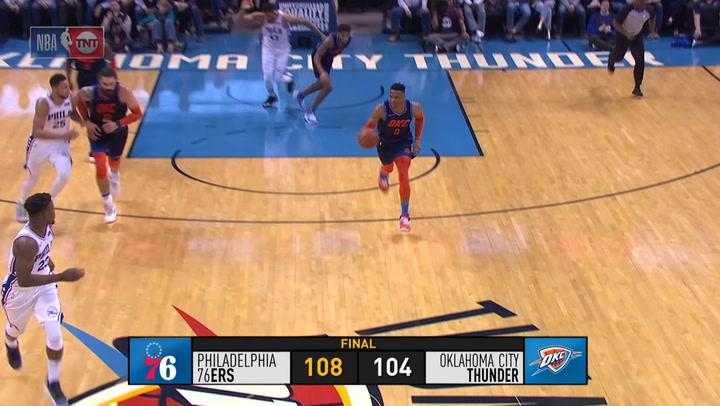 Resumen de la jornada de la NBA del 1 de marzo de 2019